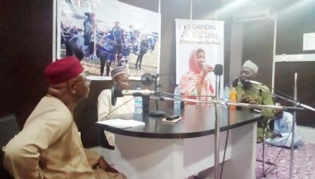 Dandal Kura Radio Studio, (UN-NGO Radio Station) Maiduguri